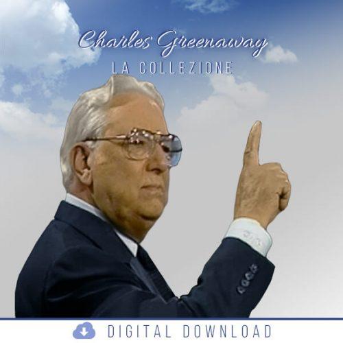 Charles Greenaway copertina collezione