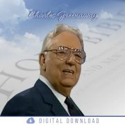 Charles Greenaway copertina predicazioni